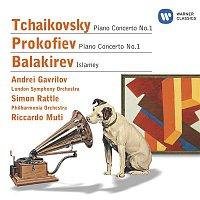 Andrei Gavrilov – Prokofiev/Tchaikovsky: Piano Concertos etc.