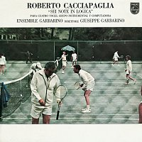 Přední strana obalu CD Sei Note In Logica (para Cuatro Voces , Grupo Instrumental Y  Computadora)