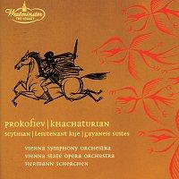 Vienna Symphony Orchestra, Vienna State Opera Orchestra, Hermann Scherchen – Prokofiev: Scythian Suite; Lieutenant Kijé / Khachaturian: Gayaneh