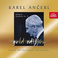 Přední strana obalu CD Ančerl Gold Edition 33. Mahler: Symfonie č. 9 D dur
