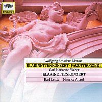 Karl Leister, Maurice Allard – Mozart, W.A.: Clarinet & Bassoon Concerto; Weber: Clarinet Concerto