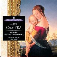 Anne Gotkovsky, Veronique Gens, Jean-Paul Fouchécourt, Joseph Cornwell – Campra: Requiem / Benedictus Dominus