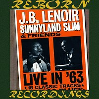 J.B. Lenoir, Sunnyland Slim – Live in '63 (HD Remastered)