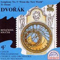 Česká filharmonie, Václav Neumann – Dvořák: Symfonie č. 9 - Novosvětská, Te Deum