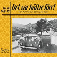 Různí interpreti – Det var battre forr Volym 2b 1936-1940