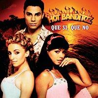 Přední strana obalu CD Que Si, Que No