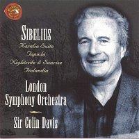 London Symphony Orchestra, Sir Colin Davis, Jean Sibelius – Karelia Suite, Tapiola, Nightride And Sunset