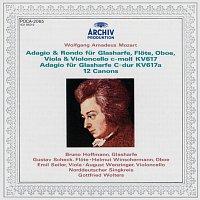 Přední strana obalu CD Mozart, W.A.: Adagio & Rondo K.617; 12 Canons