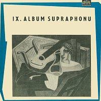 Přední strana obalu CD IX. Album Supraphonu