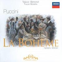 Renata Tebaldi, Carlo Bergonzi, Tullio Serafin – Puccini: La Boheme - Highlights