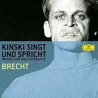 Klaus Kinski – Kinski singt und spricht Brecht