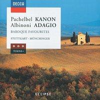 Stuttgarter Kammerorchester, Karl Munchinger – Baroque Favourites