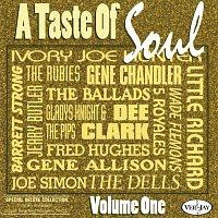 Různí interpreti – A Taste Of Soul, Vol. 1