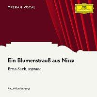 Erna Sack, Orchestra, Walter Schutze – Ein Blumenstrausz aus Nizza