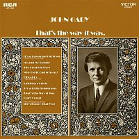 John Gary – That's the Way It Was