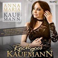 Přední strana obalu CD Rock Goes Kaufmann
