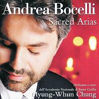 Andrea Bocelli, Coro dell'Accademia Nazionale di Santa Cecilia, Myung Whun Chung – Andrea Bocelli - Sacred Arias – CD