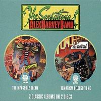 The Sensational Alex Harvey Band – The Impossible Dream / Tomorrow Belongs To Me [UK comm CD]