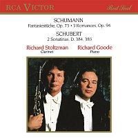 Richard Stoltzman, Richard Goode, Robert Schumann – Stoltzman Plays Schumann & Schubert