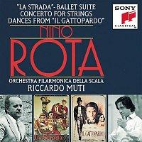 """Riccardo Muti, Orchestra Filarmonica Della Scala, Nino Rota – Rota:  """"La Strada""""; Concerto per Archi; """"Il Gattopardo"""""""