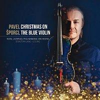 Pavel Šporcl – Christmas On The Blue Violin – CD