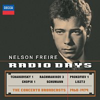 Nelson Freire – Nelson Freire Radio Days - The Concerto Broadcasts 1968-1979