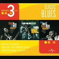 Přední strana obalu CD Buddy Guy/ Freddie King/ Sonny Boy Williamson