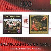 Malokarpatská kapela – Malokarpatský rok / Vianoce s Malokarpatskou (Opus 100)