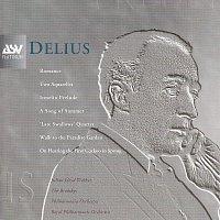 Přední strana obalu CD Delius: Song of Summer, The Walk to the Paradise Garden, String Quartet, etc.