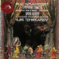 Yuri Temirkanov, Sergei Rachmaninoff, St. Petersburg Philharmonic Orchestra, Dmitri Alexeev – Rachmaninoff Symphonic Dances