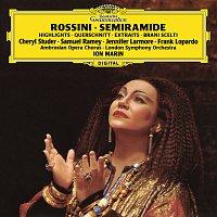 Cheryl Studer, Samuel Ramey, Jennifer Larmore, Frank Lopardo, Ion Marin – Rossini: Semiramide - Highlights