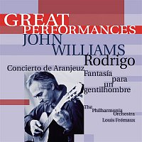 John Williams, Louis Frémaux, The Philharmonia Orchestra, Joaquín Rodrigo, Philharmonia Orchestra – John Williams Plays Rodrigo