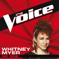 Whitney Myer – No One [The Voice Performance]