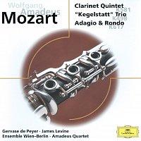 Amadeus Quartet, Ensemble Wien-Berlin, James Levine, Gervase de Peyer – Mozart: Clarinet Quintet; Adagio & Rondo KV 617; Kegelstatt Trio