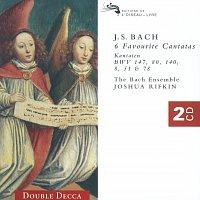 The Bach Ensemble, Joshua Rifkin – Bach, J.S.: 6 Favourite Cantatas [2 CDs]