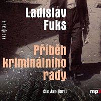 Jan Hartl – Příběh kriminálního rady (MP3-CD)