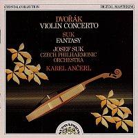 Josef Suk, Česká filharmonie/Karel Ančerl – Dvořák, Suk: Houslový koncert - Fantazie