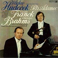 Václav Hudeček, Petr Adamec – Franck, Brahms: Sonáty pro housle a klavír