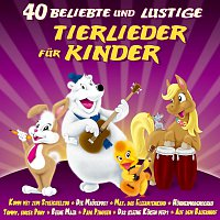 Různí interpreti – 40 beliebte und lustige Tierlieder fur Kinder