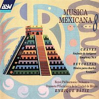 Enrique Bátiz, Royal Philharmonic Orchestra – Musica Mexicana Vol.  8