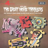 London Philharmonic Orchestra, Bernard Herrmann – Music From The Great Movie Thrillers