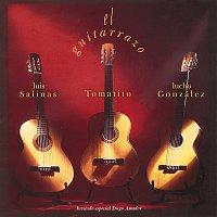 Přední strana obalu CD El Guitarrazo