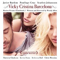Různí interpreti – Vicky Cristina Barcelona [Original Motion Picture Soundtrack]