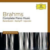 Daniel Barenboim, Anatol Ugorski, Wilhelm Kempff – Brahms: Complete Piano Music