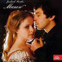 Přední strana obalu CD Brabec, Nezval: Manon. Muzikál