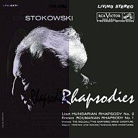 Leopold Stokowski, Bedřich Smetana – Smetana: Moldau; Liszt: Hungarian Rhapsody No. 2; Roumanian Rhapsody No. 1 - Sony Classical Originals