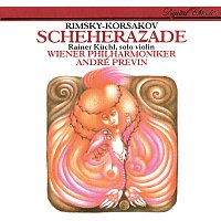 André Previn, Rainer Kuchl, Wiener Philharmoniker – Rimsky-Korsakov: Scheherazade