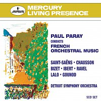 Paul Paray – Paul Paray conducts French Orchestral Music