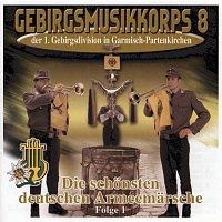 Gebirgsmusikkorps Garmisch-Partenkirchen – Die schonsten deutschen Armeemarsche