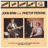 John Brim, Pinetop Perkins – Chicago Blues Session Volume 12